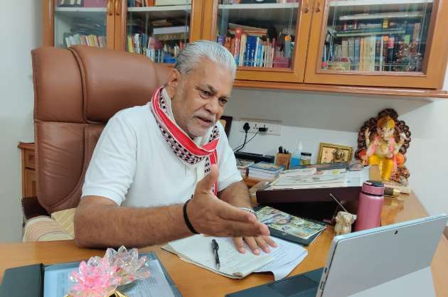 Govt accords highest priority to agri sector: Rupala